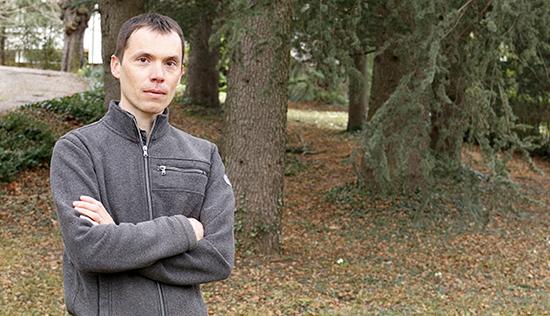 Romain Quey est lauréat 2019 de la médaille de bronze du CNRS