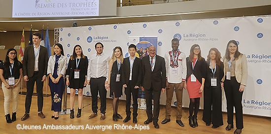Deux « Jeunes ambassadeurs » @Mines Saint-Étienne