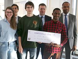 6 projets citoyens primés au concours EY 2019