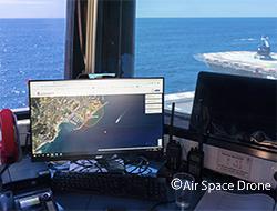 Air Space Drone : une première mondiale !