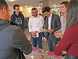EY soutient les projets étudiants