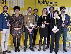 Félicitations à Mikhaël Hadida, lauréat du concours d'innovation i-PhD