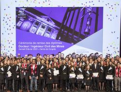 Félicitations aux 192 nouveaux diplômés @Mines Saint-Étienne !