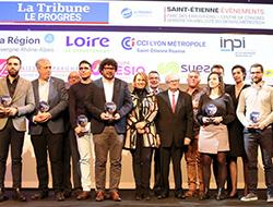 Mines Saint-Étienne triplement récompensée aux Victoires de l'Innovation