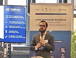 Denoize lauréate du prix Innovation Bercy-IMT