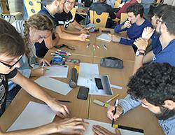 Le campus provençal en mode collaboratif, agile et événementiel