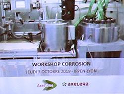 Durabilité des matériaux et corrosion : une boucle opérationnelle unique en Région