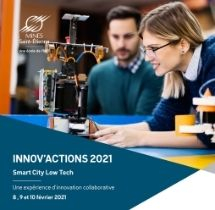Innov'action 2021 : une expérience d'innovation collaborative